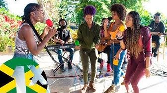 Sevana, Jaz Elise, Lila Ikè and Naomi Cowan | Rock & Groove Riddim Freestyle | 1Xtra Jamaica 2020