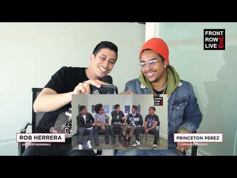 "Princeton Perez Talks Mindless Behavior &  Debut Solo Single ""Perfect World"""