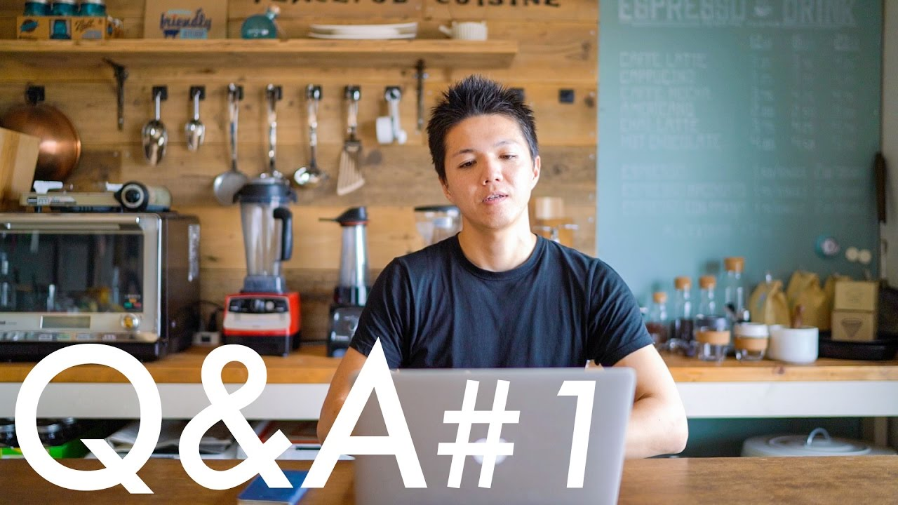 Peaceful Cuisine Q&a #1  Youtube