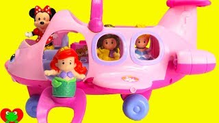 Disney Princess Little People Magical Airplane Surprises