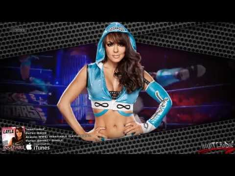 """WWE [HD] : Layla 13th Theme - """"Insatiable"""" + [Download Link]"""