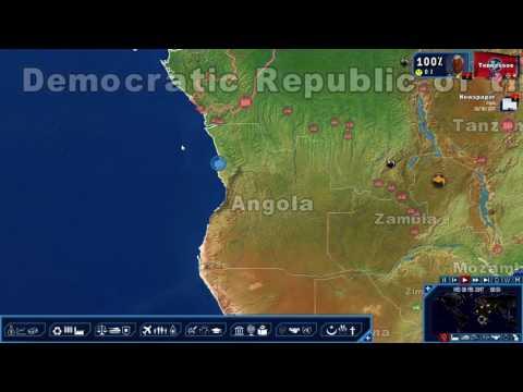 Geopolitical Simulator 4: African Diamond Cartel pt. 16 -