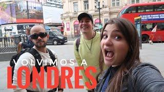 Volvemos a Londres, vemos a Caro y MÁS 😃- Juli Sparkling Vlogs