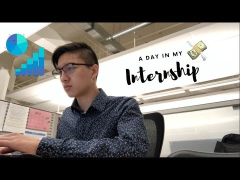 Day in the life of a Business Analyst Intern | Fortune 500 edition