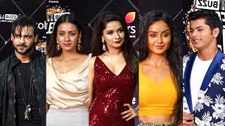 Watch Many Television Stars At Red Carpet Of IWM buzz Celebrity Bash & The Style Awards 2019