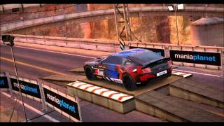 Track mania 2 On Intel HD Graphics