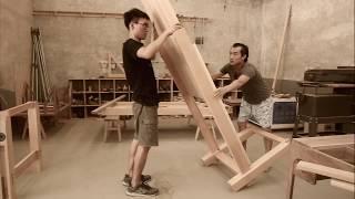 9分钟看懂木工桌怎么做 | 自制 CHINA🇨🇳