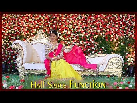 Laasini Half Saree Ceremony Promo by My Dream Productions HR