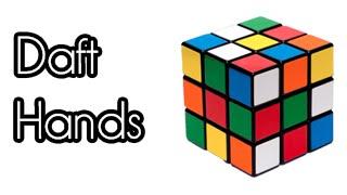 Daft Hands | Harder, Better, Faster, Stronger