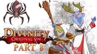 Divinity: Original Sin - Part 8 - A man about town and also a graverobber