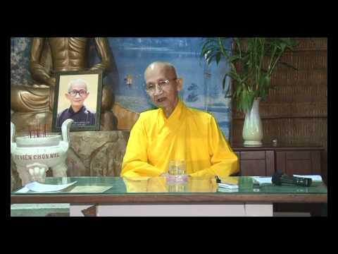 Pháp Thoại ngày 06/02/2011 của Đức Trưởng Lão Thích Thông Lạc 3