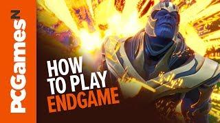 How to play Fortnite's Endgame LTM