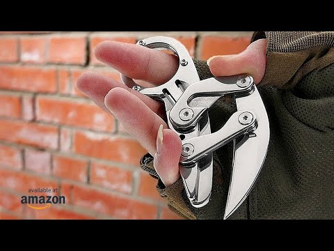 10 Tiny Self Defence Weapons Available On Amazon | Gadgets For Girls And Woman Under Rs1000, Rs10K