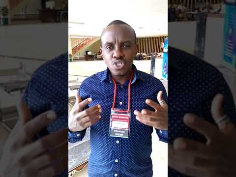 Digital Marketing Masterclass Testimonial, Jacob Kamau from Nairobi