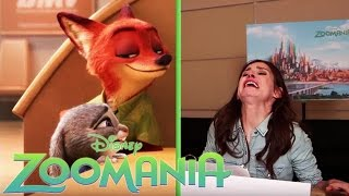 ZOOMANIA - Im Synchronstudio - Disney HD