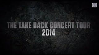 Take Back Concert Tour 2014 - Promo