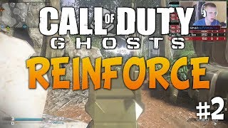 """MAKING GHOSTS FUN!"" - Call Of Duty: Ghosts (REINFORCE) Gameplay w/TBNRfrags"