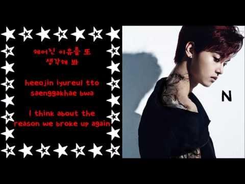 VIXX (빅스) - Youth Hurts/Blue Blossom (청춘이 아파) [Color Coded+English subs+Romanization+Hangul]