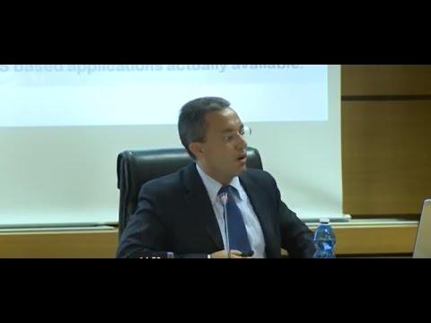 Alessando del Ninno on GNSS technology advances in a multi-constellation framework - Sept. 2014