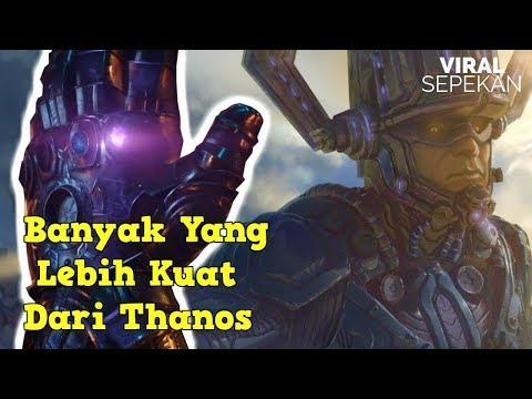 5 Karakter Jahat Marvel Yang Lebih Kuat Dari Thanos