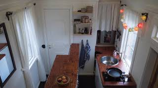 Cozy tiny house with arched ceiling Vagabond Haven