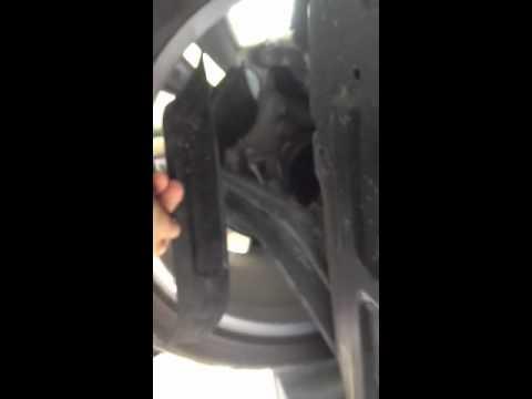2012 Chevy cruze recall. Skid plate DIY