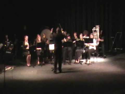 Coupeville High School Band Deir in De