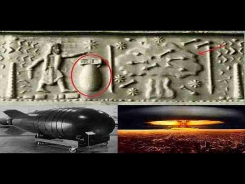 An Atomic Bomb Detonated On Earth 12,000 Years Ago