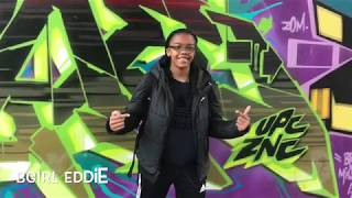 Bgirl Eddie - 7 to Smoke Bgirl Battle - B-Side / Break Mission 2018