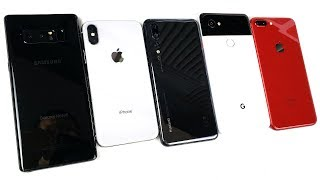Favorite Smartphones June 2018!