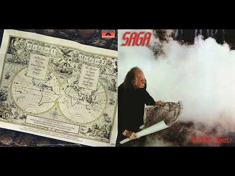 Saga  Worlds Apart 1981 full album