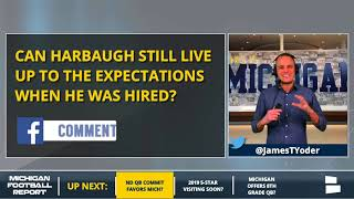 Michigan Football Rumors: Shea Patterson eligibility, Harbaugh 'under fire', and 2019 Recruiting