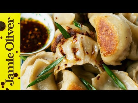 Traditional Potsticker Dumplings 煎餃 | The Dumpling Sisters