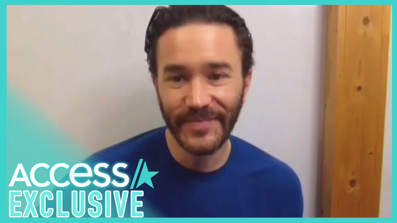 'Ozark's' Tom Pelphrey Didn't Know About Ben's Bipolar Disorder During His Audition