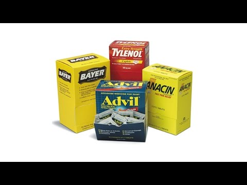 Whats the Difference Between Aspirin, Advil, and Tylenol & Which Should I Use When?