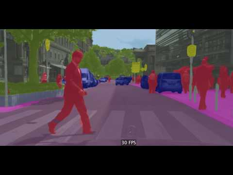 ICNet for Real-Time Semantic Segmentation on High-Resolution Images