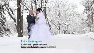Зимняя видеосъемка свадьбы в Барнауле - красивое видео(, 2014-10-06T06:07:56.000Z)