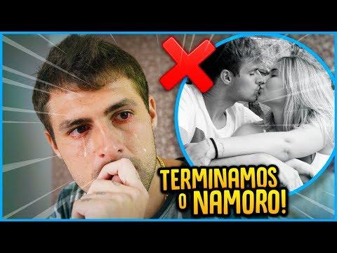 TERMINAMOS NOSSO NAMORO!! [ REZENDE EVIL ]