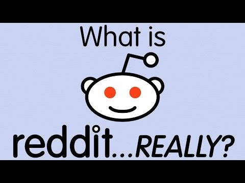 What is reddit... really?