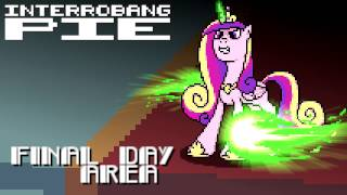 Interrobang Pie - Final Day Area