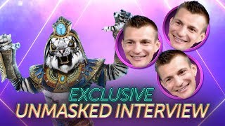 White Tiger's First Interview Without The Mask! | Season 3 Ep. 10 | THE MASKED SINGER
