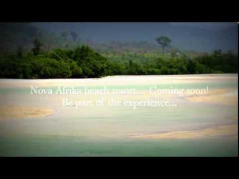 Nova Afrika  Sierra Leone beach resort