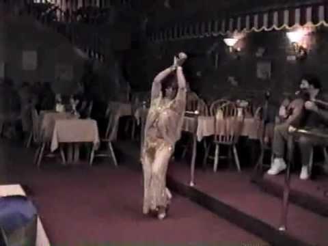 Kabob Room Monrovia American Cabaret Vintage March 1991