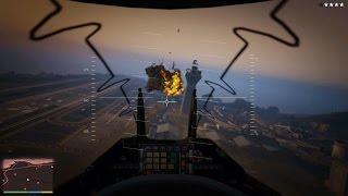 Grand Theft Auto V: от первого лица