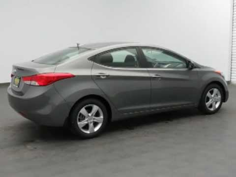 2013 Hyundai Elantra Gls Harbor Grey Preferred Houston