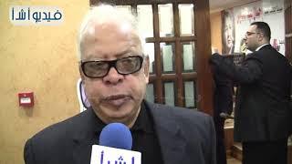 بالفيديو : مصطفي محرم : إحسان عبد القدوس له فضل كبير علي السينما والأدب الروائي