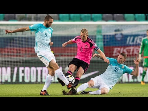 HIGHLIGHTS | Slovenia 2-2 Scotland