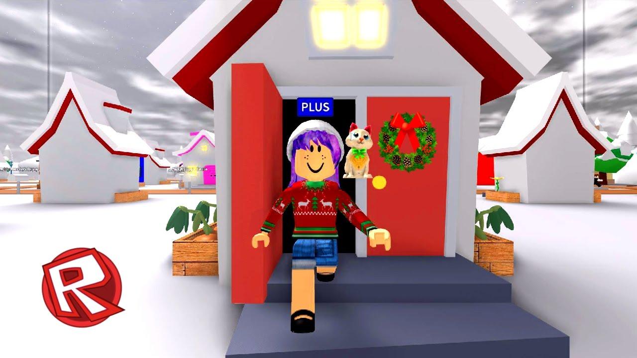 Roblox Let S Play Meep City Christmas Items Radiojh Games