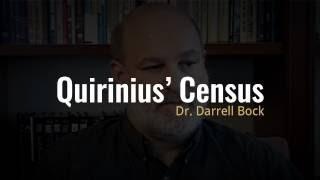 On Quirinius