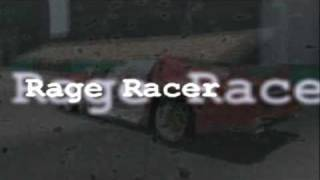 PS1 - Rage Racer - Intro